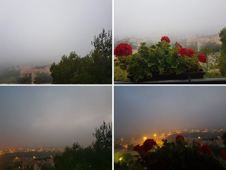 Sea Fret - 15 June 18