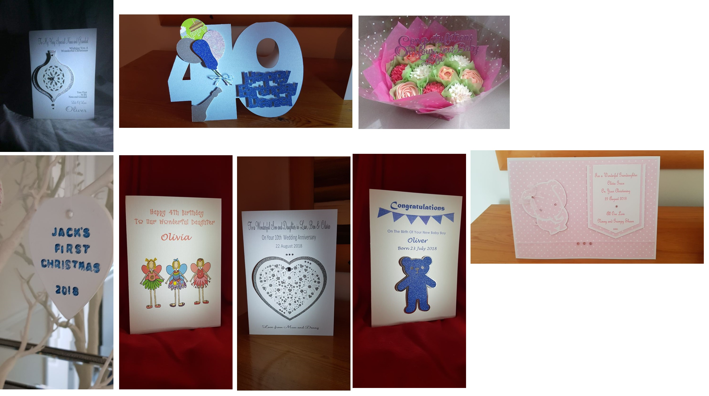 Jane Birthday Cards