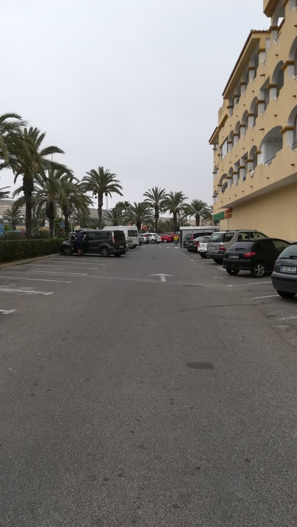 Mercadona Car Park -13 September 2018