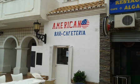 American Bar Cafeteria
