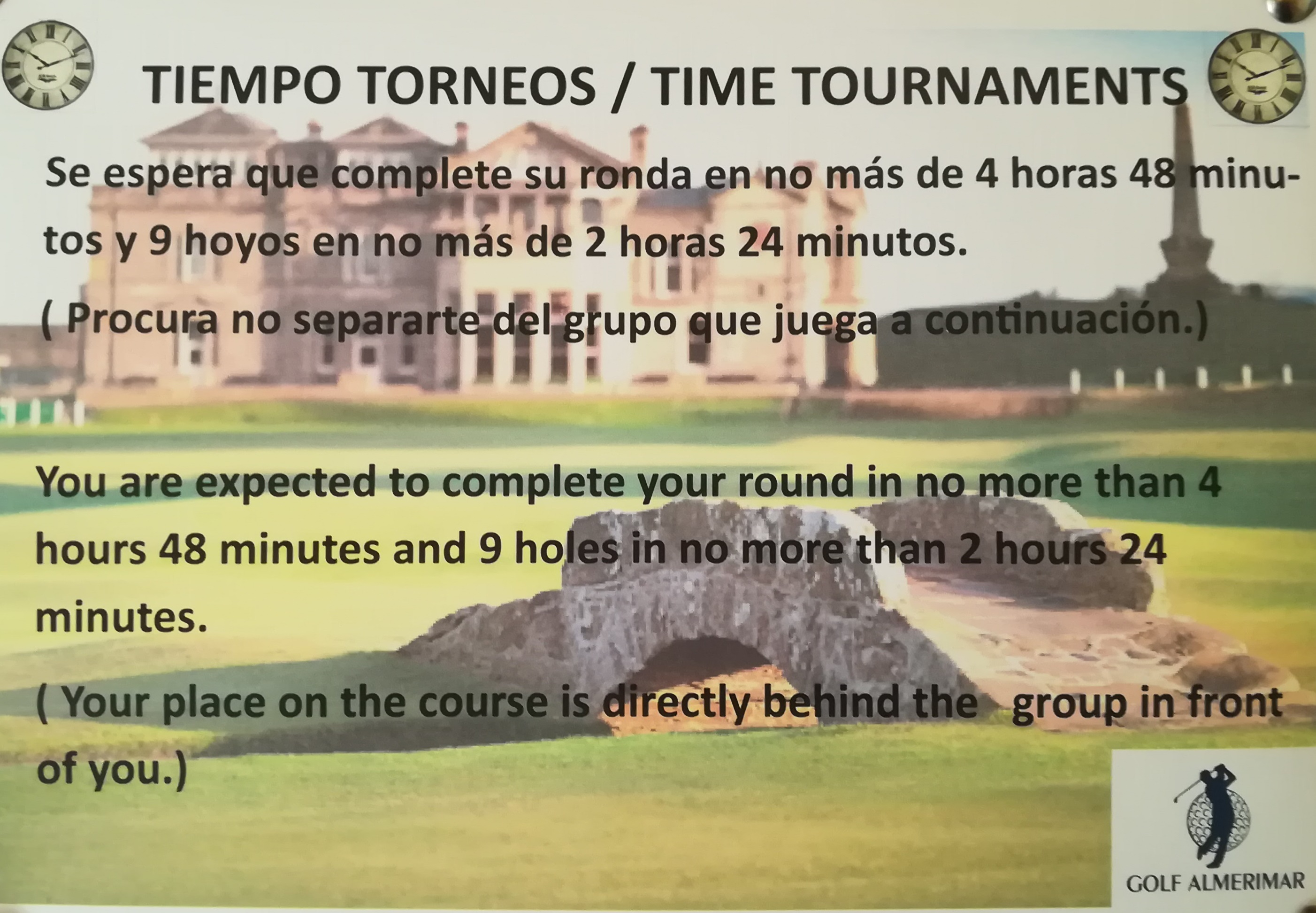 Golf Speed Of Play Aug17 Take2