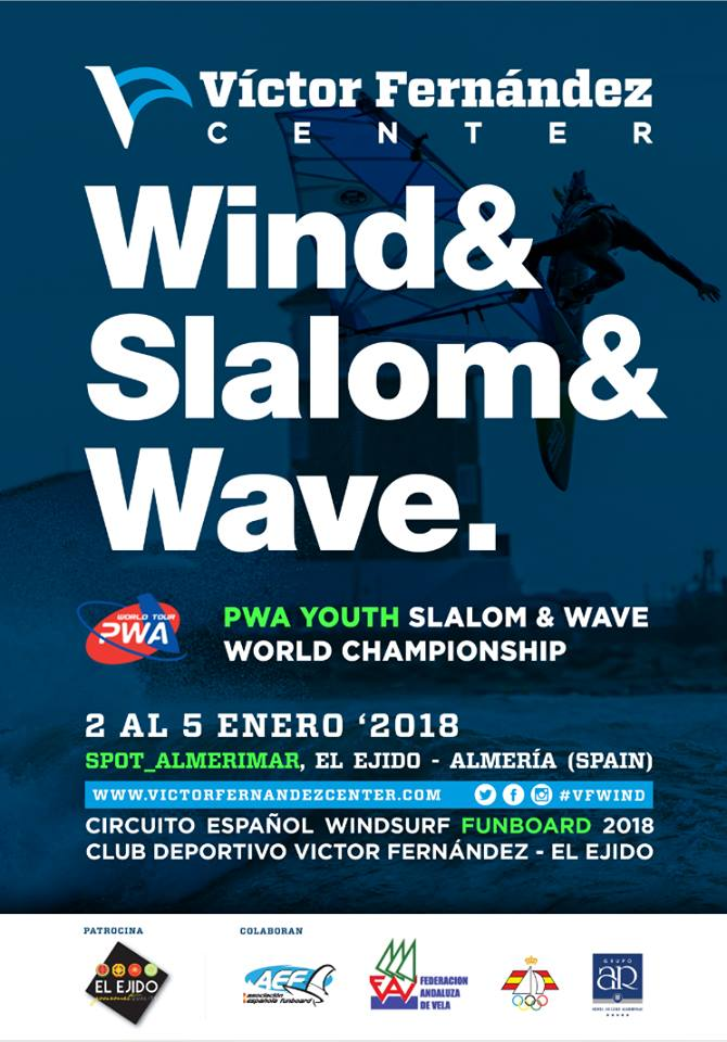 Junior Windsurf - Jan 2018