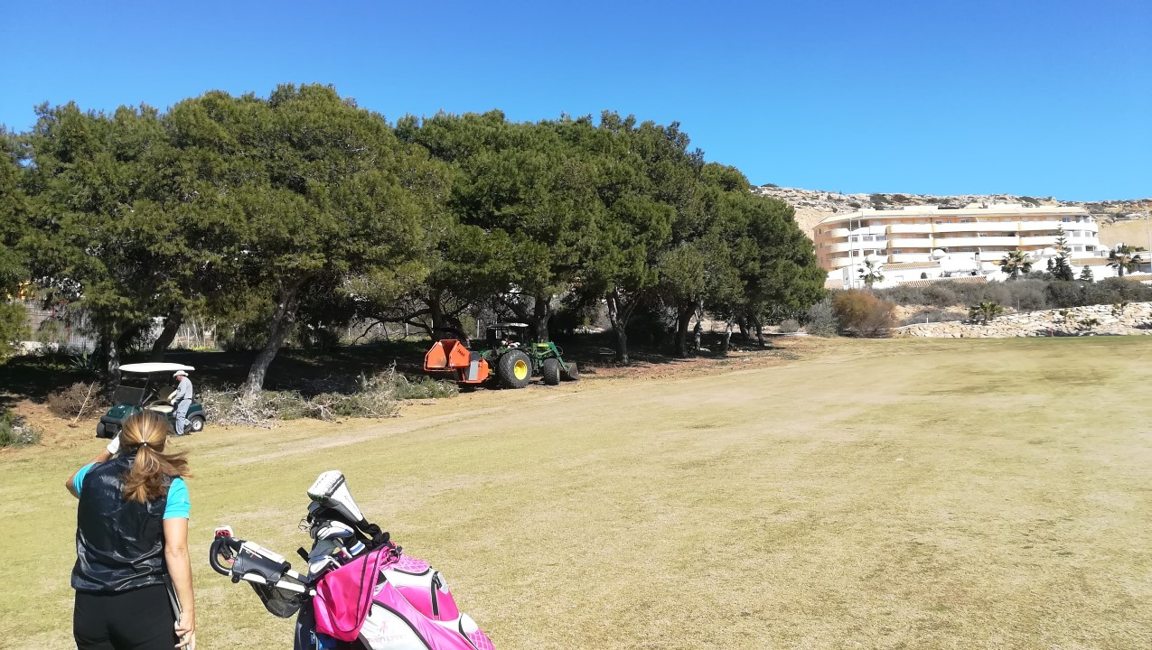 Golf course - 13 February 2018