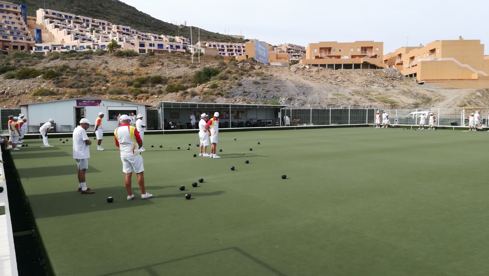 Mojácar Bowls - 30 September 2017
