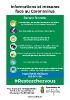 Council coronavirus posters - 17 March 2020