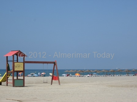 Out and about in Almerimar - 22 July 2012